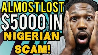 This storytime is when I almost lost $5000 dollars on craigslists through a Nigerian scam/ craigslist. scam. This is also called a 419 scam where it happens most in Nigeria.Subscribe to Young_LyfeStyle- https://goo.gl/Wd56duSign up for Postmates Or Recieve Money Off Your Meal-Use Promo Code - brandonyoung0824@gmail.comJoin the Facebook Group FOR MORE RIDESHARE AND ENTREPRENUIAL TIPS! https://www.facebook.com/groups/820709908085237/For all business inquiries and consultations - Email me at askyounglyfestyle@gmail.comNeed Postmates Tips and Tricks or want to watch postmates Vlogs?Watch them here: https://www.youtube.com/playlist?list=PLCnOJ0oDI16naYQoQihB1UAfGFXNRdV0MHIRE ME FOR YOUR BUSINESS:  http://www.brandonmaymediaservices.com/Need Accessories For Your RideShare ( Cop These Items)Duracell Car Charger: http://amzn.to/2pGOjPEIphone Lightning Cable: http://amzn.to/2pHkIWZAndriod Fast Charging Cable : http://amzn.to/2rb5P0fCar Vent Phone Mount: http://amzn.to/2raBe34Car Dash Cam: http://amzn.to/2qBhp7ZPillow for Back Support: http://amzn.to/2pH24yKMY FILMING SETUP Canon T5i-  http://amzn.to/21XRlx7Lighting - http://amzn.to/2rd0NjNThese are affiliate links . So I will get a small commission if you press them :).All Business Inquires and Collaboration : Send an email toContact: yearofthegentlemen20@gmail.comSOCIAL MEDIATWITTER: http://twitter.com/YrofGentlemenInstagram: http://instagram.com/young_lyfestyleFacebook: https://www.facebook.com/YoungLyfeStyle/SNAPCHAT: young_lyfestyleLINKS TO MY WEBSITE: http://yearofthegentlementv.com/GO READ MY BLOGS!MAKE SURE TO LEAVE A LIKE DISCLAIMER:ALL OF MY VIDEOS ARE BASED SOLELY UPON MY OWN EXPERIENCES AND OPINIONS.  I AM NOT HERE TO OFFEND ANYONE. JUST TALKING STRAIGHT FACTS!