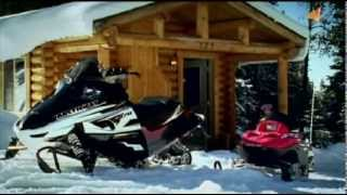 10. 2008 Arctic Cat F-series Fan Cooled Snowmobiles