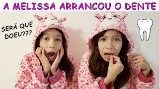 Video A MELISSA ARRANCOU O DENTE MP3, 3GP, MP4, WEBM, AVI, FLV Mei 2019