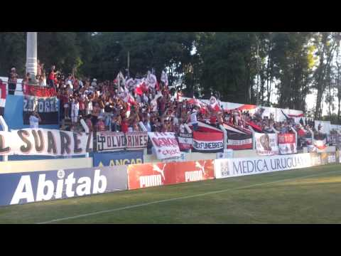 Video - Himno de Argentina en Uruguay!! la famosa banda de san martin(Chacarita) [HD 1080] - La Famosa Banda de San Martin - Chacarita Juniors - Argentina