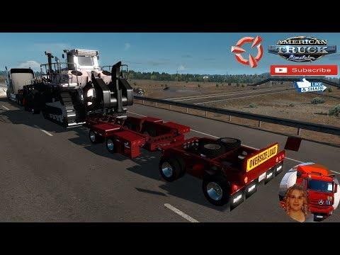 Rackley 9 Axle (w/ steerable option) 1.35+