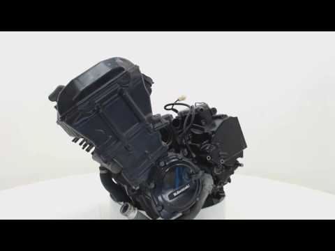 Used Engine Kawasaki ZZR 1100 1993-2001 ZZR1100 ZZ-R1100 ZX1100D 1993-06 155142