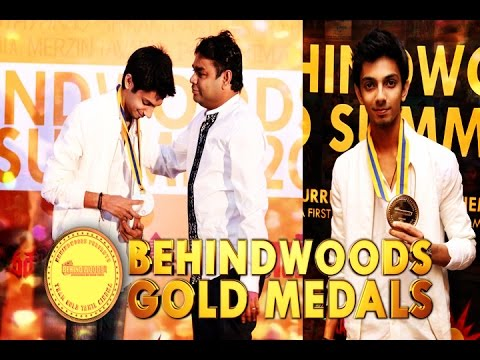 """ANIRUDH - """"IT IS VERY SPECIAL TO RECEIVE AN AWARD FROM MY CHILDHOOD HERO"""" - BW"""