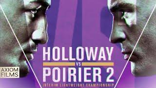 UFC 236: MAX HOLLOWAY VS DUSTIN POIRIER 2 (HD) PROMO, TITLE FIGHT, UFC, MMA, TRAILER, PREVIEW