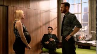 House of lies Kristen Belly pregnant belly scenes 2