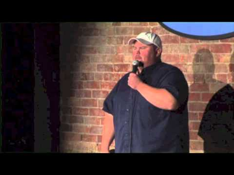 Comedian Todd Johnson - Shopping