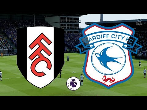 Premier League 2018/19 - Fulham Vs Cardiff City - 27/04/19 - FIFA 19