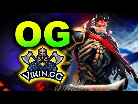 OG vs VIKIN.GG - INCREDIBLE DPC EU - DREAMLEAGUE S14 DOTA 2