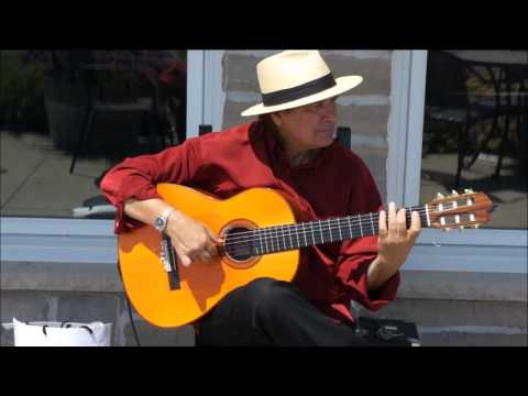 Roger Scannura plays at Keint-He Winery: Summer Wine