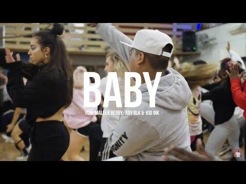 | Yogi ft Maleek, Ray Blk, Kid Ink Baby | Steven Pascua Choreography |