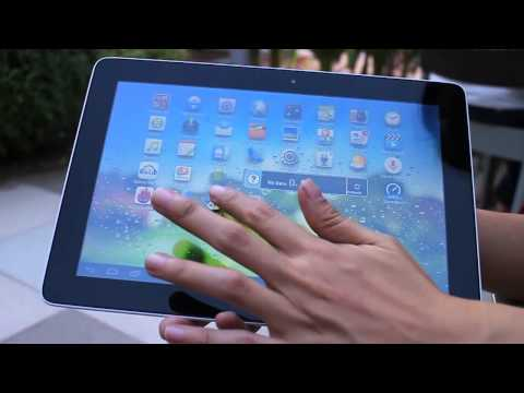 Huawei MediaPad 10 Link LTE Video Review