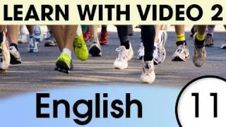 Learning Through Opposites 1, Learn English with Video