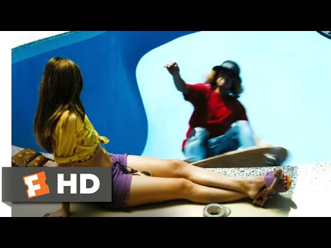 Lords of Dogtown (2005) - Pool Skating Scene (3/10) | Movieclips