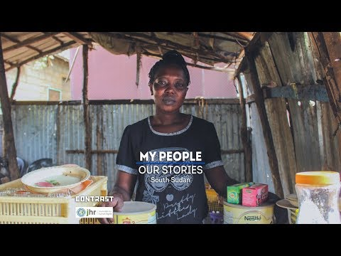 Tea Seller In South Sudan: My People, Our Stories