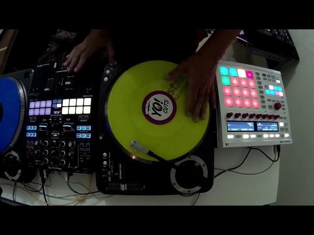 Pioneer DJM-S9 - Echo Loop - Echo Beat - By Fernando Midi
