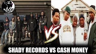 Shady Records vs Cash Money Prt. 2 (MUNFU PODCAST)