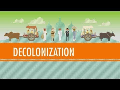 Entkolonialisierung und Nationalismus erfolgreich: Schnellkurs der Weltgeschichte # 40