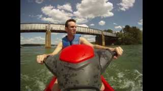 9. 2007 Seadoo RXT with Riva Stage 1 and X-Charger