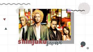 Nonton Teaser Pt   Shinjuku Swan  2015  Film Subtitle Indonesia Streaming Movie Download