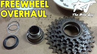 Video Bicycle Freewheel Disassembly/Assembly MP3, 3GP, MP4, WEBM, AVI, FLV Agustus 2017