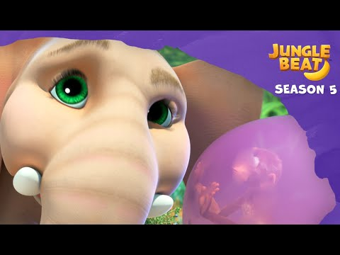 Jungle Beat- Munki and Trunk Season 5 Episode 1