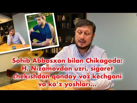 Sohib Abbosxon Habibulla Nizamov bilan nizo Qiyomatgacha qolmasligini ist… видео