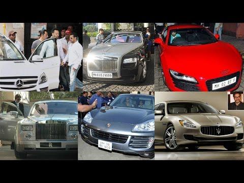 Top 10 Most Expensive Cars of Bollywood Celebs | बॉलीवुड सितारों की टॉप १० सबसे महंगी कारें