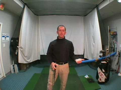 Stop coming Over the Top & Get In the Slot: Downswing Golf Lesson by Herman Williams