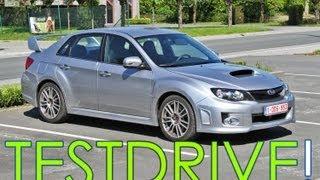 Subaru Impreza WRX STi Sedan Testdrive