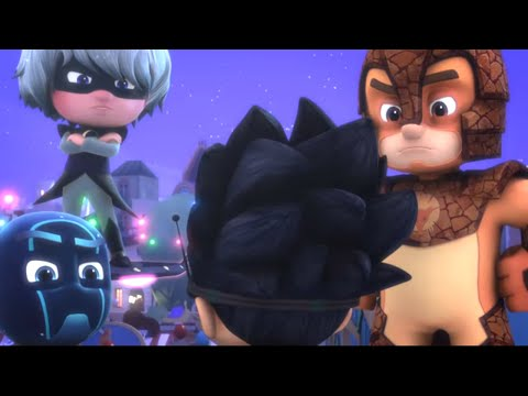Pj Masks Full Episodes Flight Of The Ninja / Romeocoaster ⭐ Pj Masks Season 2