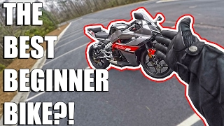 1. Hyosung GD250R // The BEST Starter Bike?