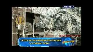 Download Video On The Spot - 7 Kota Paling Berbahaya di Dunia MP3 3GP MP4
