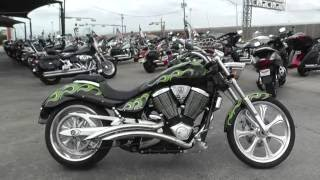 8. 003627 - 2007 Victory JACKPOT ARLEN NESS - Used motorcycles for sale