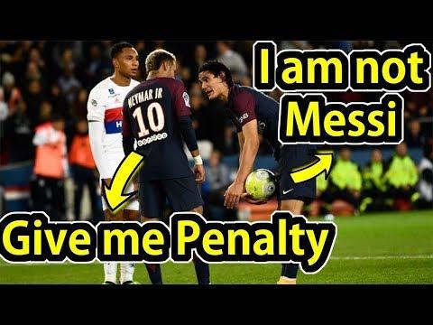 Temmate Fights over taking a Penalty ● Neymar, Ronaldo, Balotelli, Frank Lampard ● HD