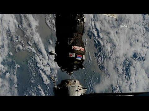 Πτήση-ρεκόρ προς τον Διεθνή Διαστημικό Σταθμό