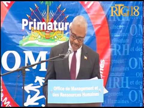 Haïti.- Célébration de la journée mondiale de la fonction publique