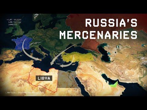 Russia's Mercenaries in Libya