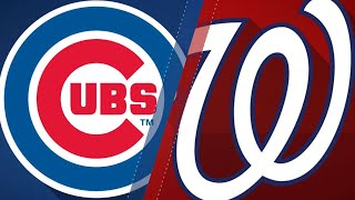 Video 6/29/17: Cubs rally in the 9th to top Nationals, 5-4 MP3, 3GP, MP4, WEBM, AVI, FLV Oktober 2017