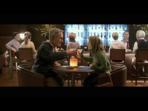 Anomalisa (Featurette 'Tiny Things: Martini Glasses')