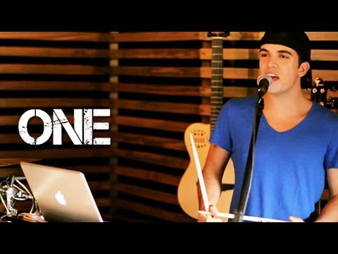 One – U2 (acoustic cover)