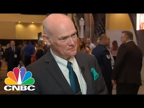 Is There Room For Everyone In Space? ULA's Tory Bruno On Rocket Engines | CNBC
