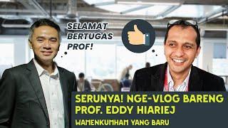 "Video Prof. Eddy Hiariej & GamaBand - Nge-Vlog before Wawancara MetroTV - (""Despacito"") MP3, 3GP, MP4, WEBM, AVI, FLV Juli 2019"