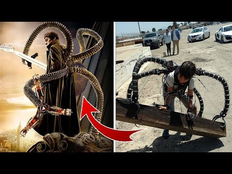 UNBELIEVABLE! A YOUNG MILLIONAIRE MADE THE EXOSUIT OF DOCTOR OCTOPUS