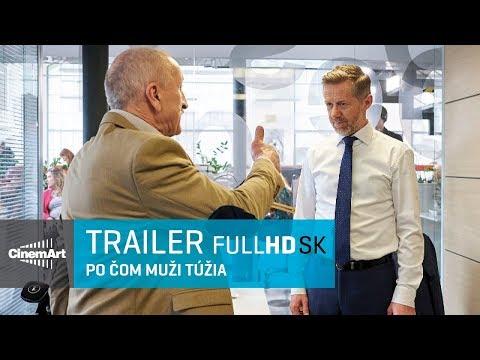 Po čom muži túžia (2018) oficiálny HD trailer [SK] видео