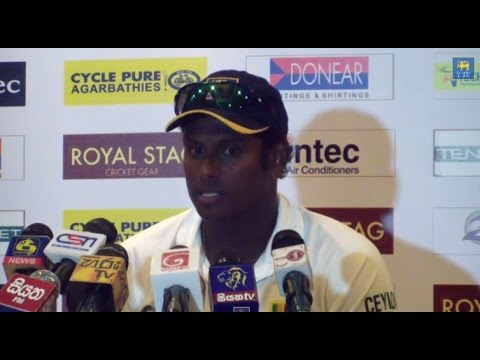 D2, 2nd Test, Sri Lanka vs Pakistan, UAE, 2013/14 - Highlights [HD]