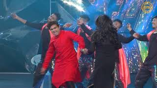 Video Nitin Jani and Team Jigli & khajoor performence Khichdi song at GIFA 2017 MP3, 3GP, MP4, WEBM, AVI, FLV Mei 2018