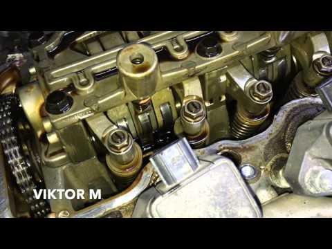 Ремонт двигателя хонда срв 2.4 своими руками