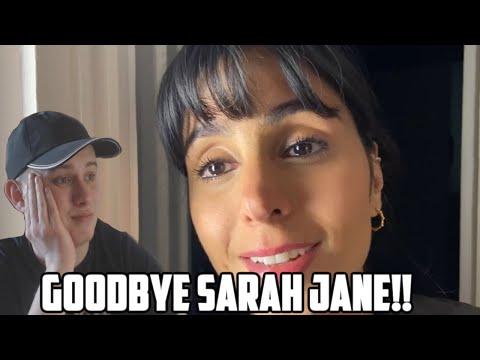 "Doctor Who ""Farewell Sarah Jane"" Reaction! (Reacting to Final Sarah Jane Adventures Episode)"