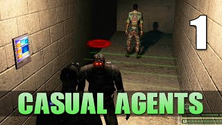 [1] Casual Agents (Let's Play Splinter Cell: Chaos Theory COOP with GaLm and FUBAR)