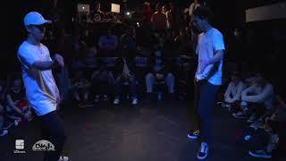 Masashi vs がんそ – Groove Line Sendai 2018 POP Semi Final